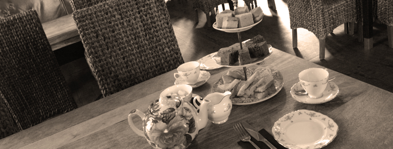 Afternoon Tea at The Treasury in Plymouth