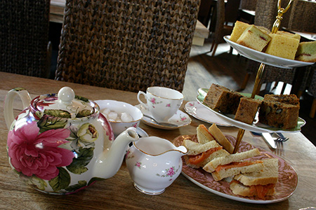 Treasury Plymouth - Afternoon Tea Selection