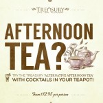 Afternoon Tea at The Treasury Cafe Restaurant Plymouth