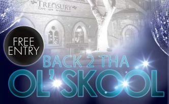Treasury Events 2014 Old Skool Music