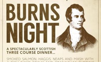 Burns Night at The Treasury 2015