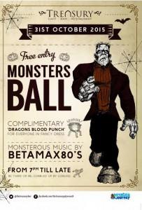 Halloween Ball 2015