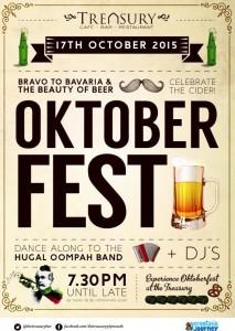 The Treasury Oktoberfest 2015